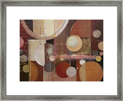 Rondo Framed Print
