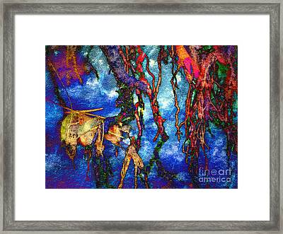 Framed Print featuring the photograph Roots by Irina Hays
