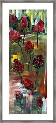 Roses Free Framed Print