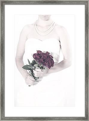 Roses Framed Print by Joana Kruse