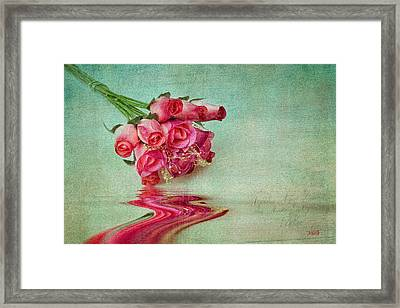 Roses Framed Print by Michael Petrizzo