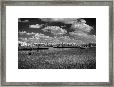 Route 17 Framed Print by Nick  Shirghio