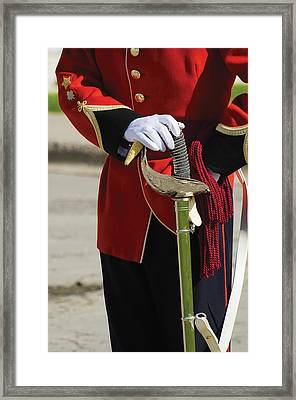Royal Military College Of Canada Framed Print by Philippe Widling