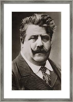 Ruggiero Leonvacallo Framed Print by Granger