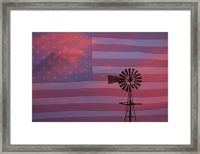Rural America Framed Print by James BO  Insogna
