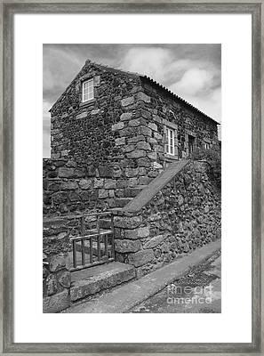 Rural Home Framed Print by Gaspar Avila