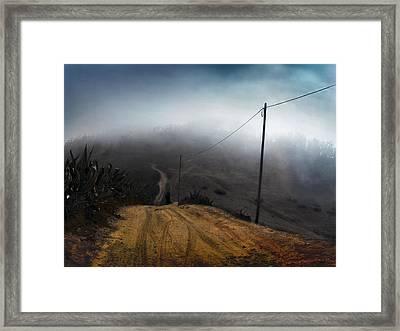 Ruralscape #4 Framed Print by Alfredo Gonzalez