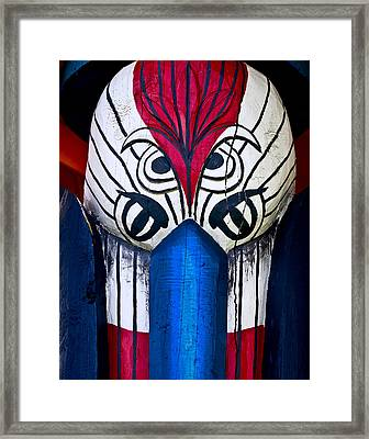 Russian Totem Framed Print