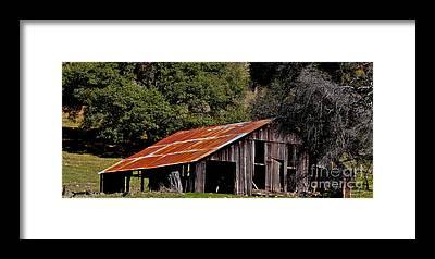 Amador County Framed Prints