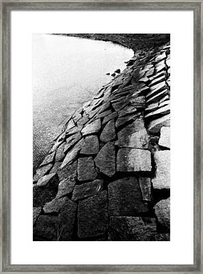 S Curve Framed Print by Andrew Kubica