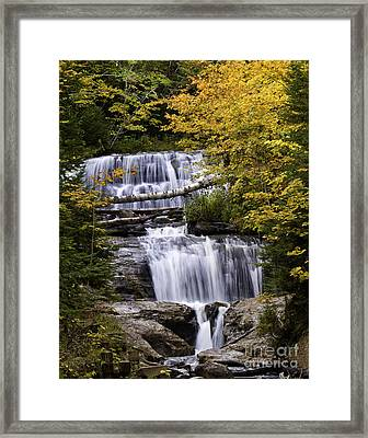 Sable Falls Framed Print