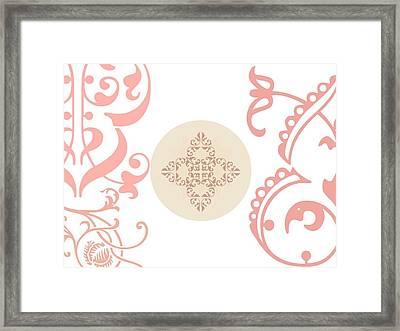 Sacred Initiation  Framed Print by Sacred  Muse