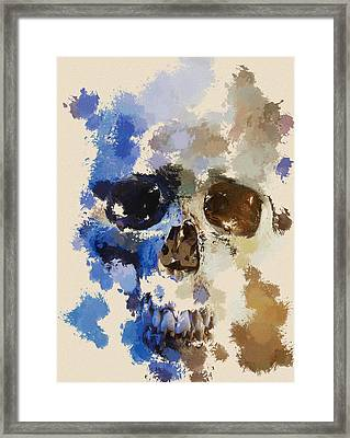 Sadness Framed Print by Yury Malkov