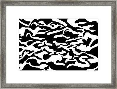 Safari Sensored... Framed Print by Tanya Tanski