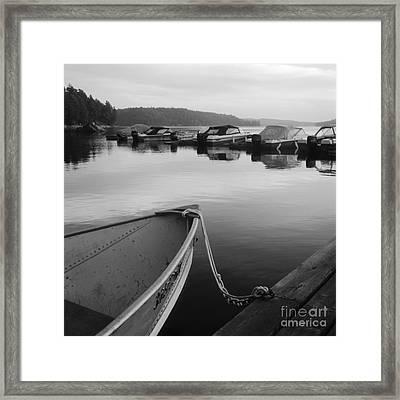 Safe Haven Framed Print by Gordon Wood