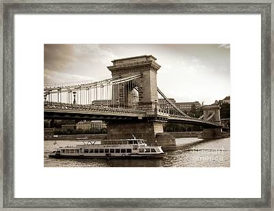 Safe Passage Framed Print by Syed Aqueel