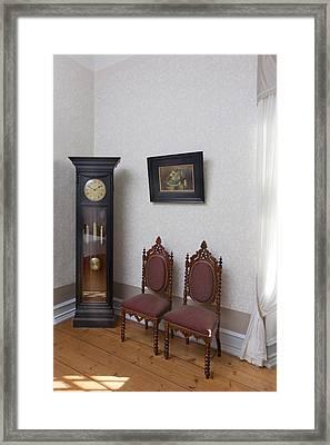 Sagadi Manor In Estonia. A Tall Framed Print