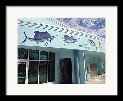 Fort Pierce Framed Prints