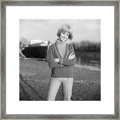 Sailor Suit Framed Print by Chaloner Woods