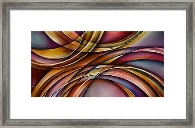 'sails' Framed Print by Michael Lang