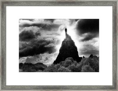 Saint Michaels Church Framed Print by Simon Marsden