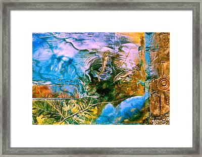 Salem Maquette Framed Print