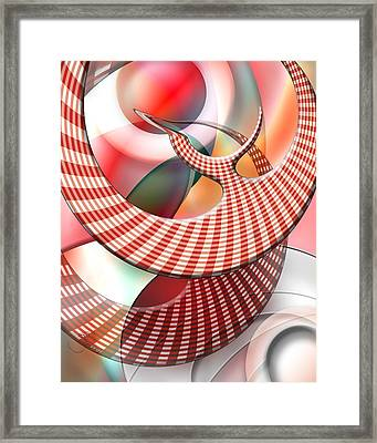 Sal's Place Framed Print