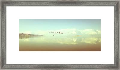 Salt Lake Framed Print by See More On Www.rafaelpixphoto.com