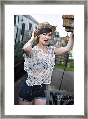 Sam11 Framed Print