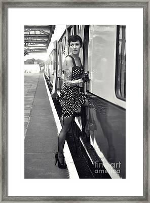 Sam9 Framed Print by Yhun Suarez