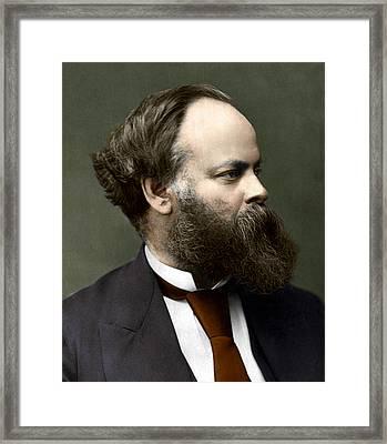 Samuel Plimsoll, British Politician Framed Print