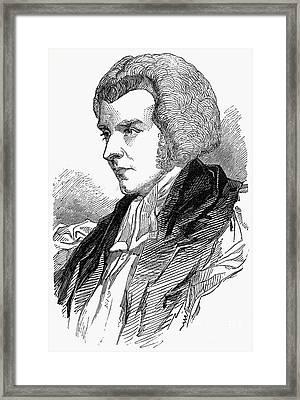 Samuel Wilberforce Framed Print by Granger