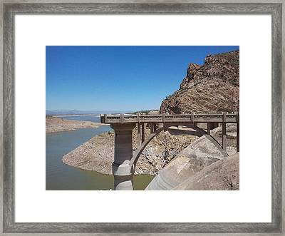 San Carlos Framed Print by Anthony Anderson