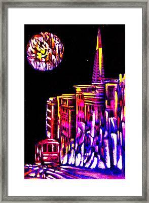 San Fracisco  Framed Print
