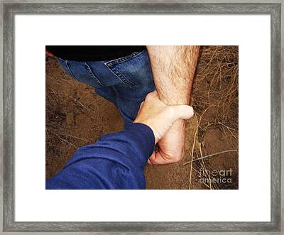 San Pasqual Battlefield Framed Print by Linda Shafer