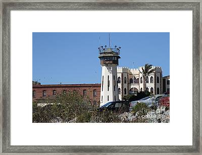 San Quentin State Prison In California - 7d18542 Framed Print