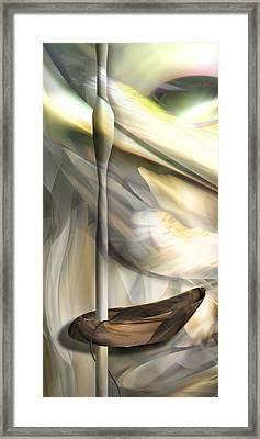 Sandcrest Ate Framed Print
