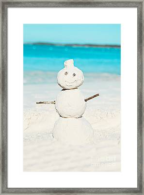 Sandman Framed Print by Kim Fearheiley