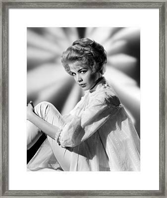 Sandra Dee, Age 17, 1959 Framed Print by Everett