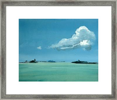 Sanibel Framed Print by Gordon Bell