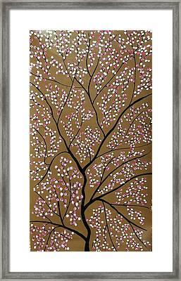 Sanshet Jann Framed Print