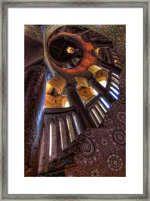 Santa Barbara Courthouse Framed Print by Sean Foster
