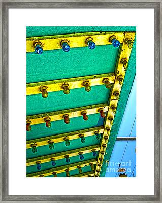 Santa Cruz Boardwalk - 02 Framed Print by Gregory Dyer