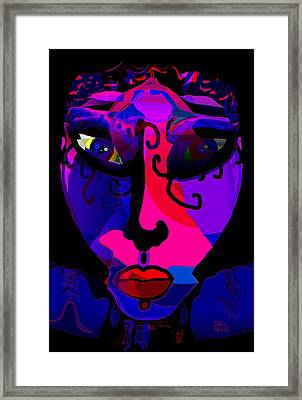 Sarina Framed Print by Natalie Holland