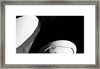 Satellites  Framed Print
