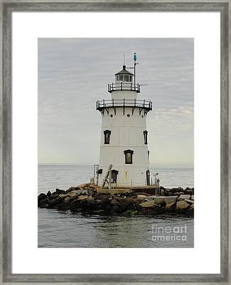 Saybrook Outer Light Framed Print by Meandering Photography