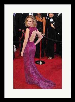 The 83rd Academy Awards Oscars - Arrivals Part 1 Framed Prints