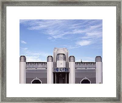 Scenes Of Los Angeles, The Silver Fox Framed Print by Everett