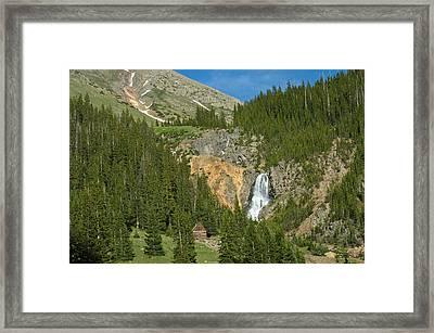 Scenic Colorado - 4786 Framed Print