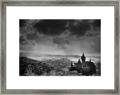 Schloss Wernigerode Framed Print by Simon Marsden